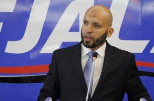 """Gëzim Kelmendi akuzon kryetarin, Hashim Thaçi, për dëmtim të partisë """"Fjala"""" në zgjedhjet e fundit"""