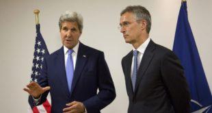 Kerry dhe Stoltenberg: NATO-ja është bërë edhe më e rëndësishme me rastin e daljes së Britanisë së Madhe nga BE-ja