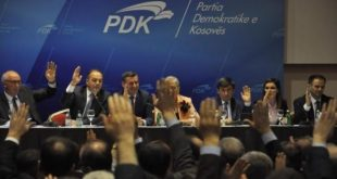 Këshilli drejtues i PDK-së mban takimin e fundit për këtë vit