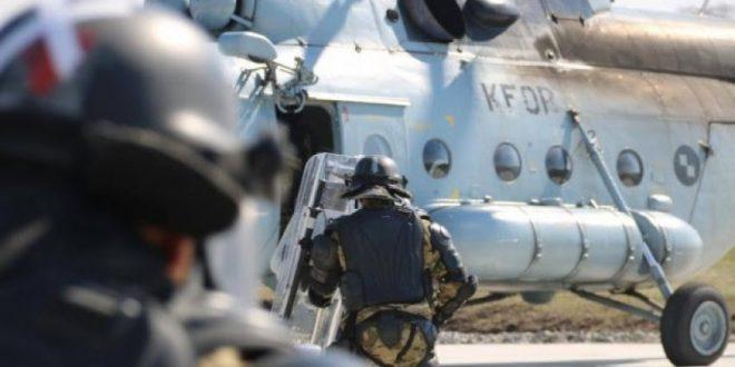 Misioni paqerujtës i KFOR-it po vijon me stërvitje në të gjithë territorin e Republikës se Kosovës
