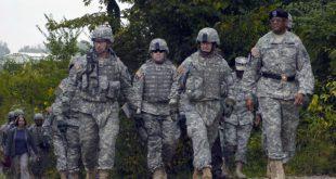SHBA dërgon edhe disa trupa të tjerë në Kosovë për të shërbyer si pjesë e misionit paqeruajtës të NATO-s