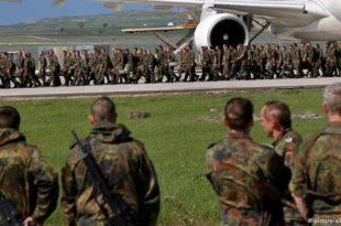 Në raportin drejtuar Bundestagut për ushtarët gjermanë në veri të Kosovës, mohohet prania e shqiptarëve në veri