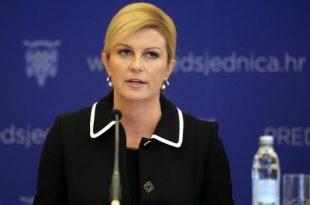 Kolinda Kitaroviq: Nuk do të vizitoj Serbinë derisa nuk zbardhet çështja e të zhdukurve gjatë luftës në ish-Jugosllavi