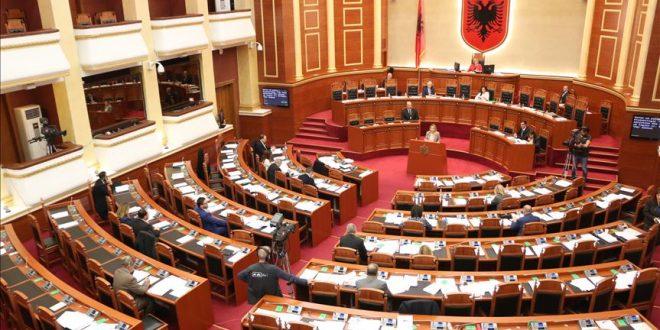Shumica parlamentare në Kuvendin e Shqipërisë, ka nisur procedurën për shkarkimin e kryetarit, Ilir Meta
