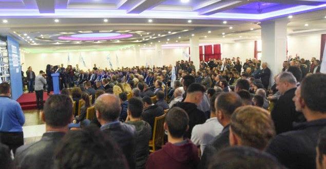Kryetari i Partisë Demokratike të Kosovës, Kadri Veseli: Klina do ta vazhdojë historinë e suksesit me PDK-në