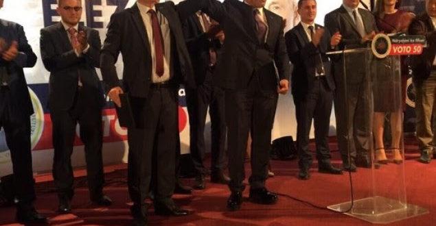 Haradinaj: Projektet e mëdha për Klinën vijnë me Zenun Elezajn kryetar