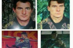 Në Kodrali mbahen homazhe në 20 vjetorin e rënies heroike të dëshmorëve Perparim Ferizaj dhe Sali Ferizaj