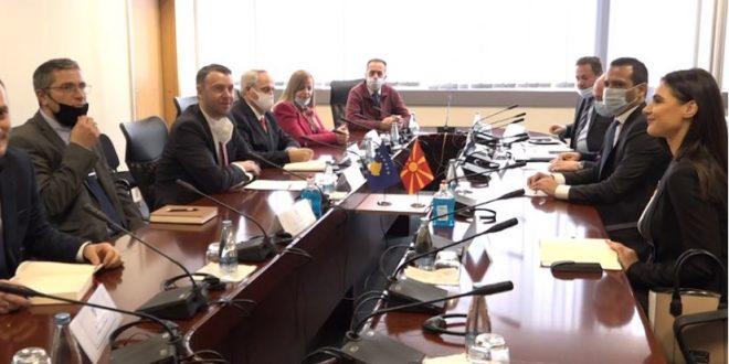 Kosova dhe Maqedonia e Veriut shumë shpejt do të arrijnë marrëveshje për krijimin e një pike të përbashkët kufitare