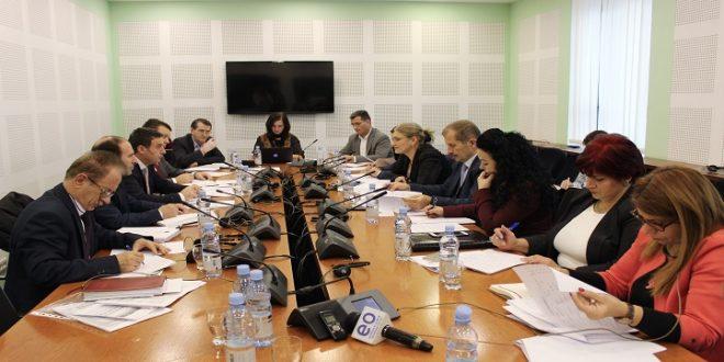 Lidhur me Projektligjin për buxhet për vitin 2018 raportuan ministrat: Kujtim Gashi dhe Shyqyri Bytyçi