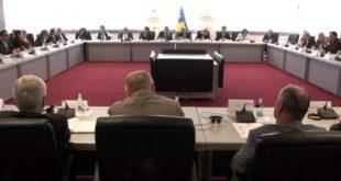 Komisioni qeveritar i Kosovës për personat e pagjetur mbajti një tryezë në Prishtinë