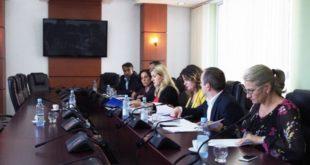 Komisioni për të Drejtat e Njeriut...Persona të Pagjetur dhe Peticione, reagoi kundër arrestimit të Nehat Thaçit