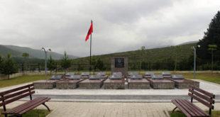 Sot në Ponoshec të Gjakovës është përuruar Kompleksi Memorial i varrezave të dëshmorëve