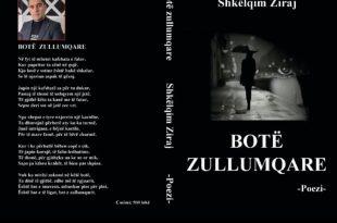 """Albert Z. ZHOLI: """"BOTË ZULLUMQARE"""" libri intrigues, befasues që ka përbrenda enigmën, kureshtjen, dëshirën..."""