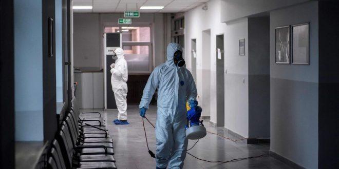 Raportohen 340 raste të reja me virusin korona, 411 pacientë të infektuar shërohen si dhe 10 të sëmurë vdesin