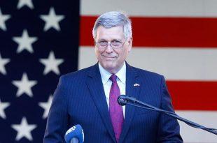 Ambasadori Kosnett thotë se Kuvendi i Kosovës sot ndërmori një hap të rëndësishëm drejt krijimit të Qeverisë së re