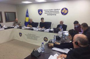 KQZ aprovon formularët e rezultateve të zgjedhjeve pa emrat e kandidatëve të pacertifikuar