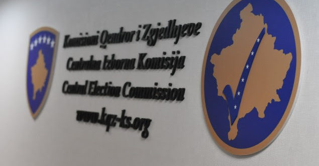 Komisioni Qendror i Zgjedhjeve