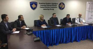 KQZ-ja, Prokuroria e Shtetit dhe Policia e Kosovës, kanë bërë të gjitha përgatitjet për zgjedhjet, në Drenas