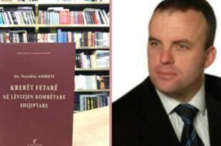 """Mexhid Yvejsi: Doli nga shtypi libri i Dr. Nuridin Ahmetit: """"Krerët fetarë në Lëvizjen Kombëtare Shqiptare"""""""