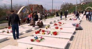 Krusha e Madhe përkujton sot të vrarët dhe të masakruarit nga forcat serbe më 25, 26 e 27 mars të vitit 1999