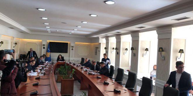 kryesia e Kuvendit procedon Komision hetimor lidhur me dyshimet për keqpërdorime në MSh gjatë pandemisë