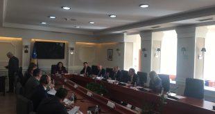 Kryesia e Kuvendit nesër mblidhet për ta shqyrtuar kërkesën e mocionit të LDK-së, për rrëzimin e Qeverisë Kurti