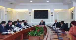 Kryesia e Kuvendit me vendim unanim procedoi Projektligjin për FSK-së në Qeverinë e Kosovës