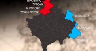 """""""The Economist"""": Korrigjimi i kufijve mes Kosovës e Serbisë o rezultonte me një luftë të re në Ballkan"""