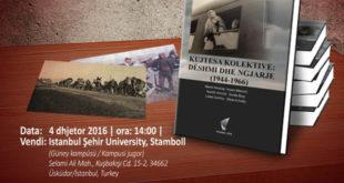 """Përurohet libri: """"Kujtesa kolektive: Dëshmi dhe ngjarje (1944-1966)"""" të një grupi të autorëve"""