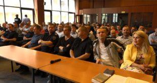 """Në Gjykatën e Apelit në Shkup sot vazhdon seanca publike në të cilën po shqyrtohen ankesat e rastit """"Kumanova"""""""