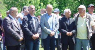 Ilazi e Kurtaj përkujtojnë luftimet 15 majit të vitit 1999 në Kaçanik