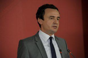 Albin Kurti i ka ka uruar popullin dhe institucionet franceze me rastin e Festës Kombëtare të Francës