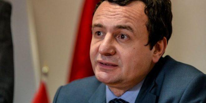 Kurti: Do të formohet komision ndërshtetëror Kosovë - Shqipëri për mbikëqyrjen e marrëveshjeve të nënshkruara
