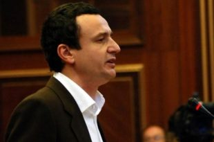 Kryeministri, Kurti, kërkoi falje për mos heqjen e taksës 100% për mallrat nga Serbia, ashtu sikur ishte zotuar