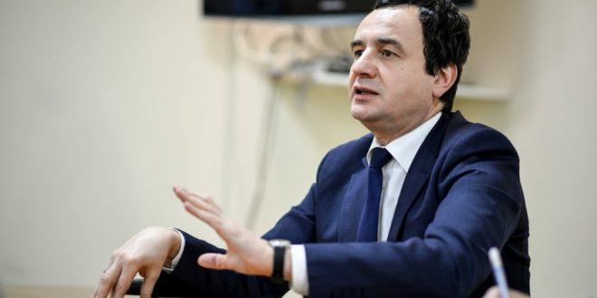 Albin Kurti thotë se unë nuk mund ta trajtoj Bosnjën njësoj si Serbinë, edhe pse Bosnja nuk e njeh Kosovën