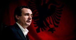 """""""The Times"""": Albin Kurti i ka kritikuar ashpër misionet ndërkombëtare por edhe vetë shtetësinë e Kosovës"""