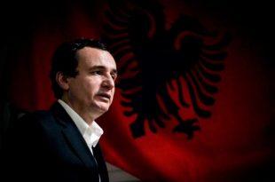 Albin Kurti: Kosova dhe populli i saj kurrë nuk do ta lënë vetëm Shqipërinë