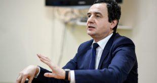 Albin Kurti: Dy muaj më parë vendi votoi për ndryshim për t'u ndarë nga e kaluara e korruptuar dhe e humbur