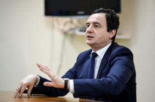 Kurti i bën publik emrat që kjo parti ka përzgjedhur për të drejtuar ministritë, e fton LDK-në që t'i sjell emrat e ministrave