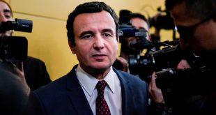Lëvizja Vetëvendosje e propozon kryetarin e saj Albin Kurti, si mandatar për formimin e Qeverisë së Kosovës