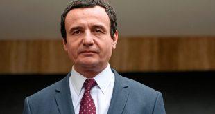 Albin Kurti: Nuk do ta bëjë pranim-dorëzimin sepse nuk mund ta pranojë Avdullah Hotin, atë e shkarkova