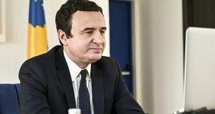Kryeministri i Kosovës, Albin