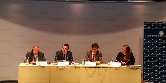Albin Kurti: Qeveria jonë do ta nxjerrë Kosovën nga kriza dhe do ta vendosë atë në binarët e zhvillimit