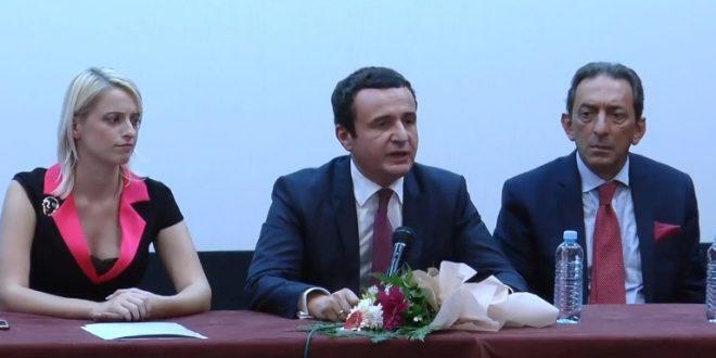 Albin Kurti kërkon nga shqiptarët e Maqedonisë e Veriut dhe që kanë dyshtetësi të vijnë për votime në Kosovë më 6 tetor