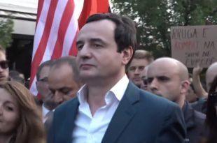 Albin Kurti thotë se marrëveshja me LDK-në për koalicionin qeverisës është e mundshme dhe e nevojshme