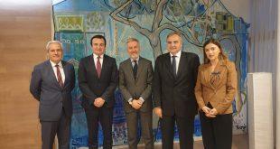 Kryetari i Lëvizjes Vetëvendosje Albin Kurti është pritur në takim nga ministri i Mbrojtjes së Italisë, Lorenzo Guerini