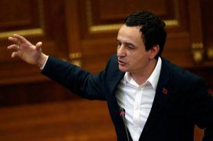 Albin Kurti thotë se shqiptarët në Kosovën Lindore e kanë gjendjen më të rënd se në kohën e Jugosllavisë