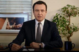 Kryeministri, Albin Kurti, nesër pritetet të dalë nga vetizolimi