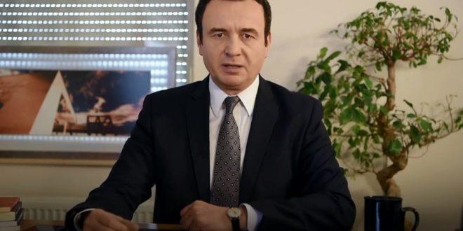 Albin Kurti: Më kryetarin e vendit, Hashim Thaçi takohem vetëm nëse ai i referohet si kryeministër