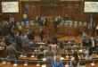 Një pjesë e opozitës largohet nga Kuvendi i Kosovës, kërkojnë që Saranda Bogujevci të mos drejtojë seancat